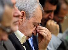 فانی: امام گفته با وجود شیخ حسن نگران کشور نباشید!