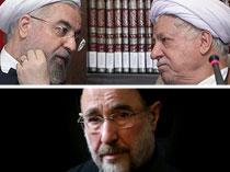 ۳ تفسیر متفاوت از «ائتلاف» در انتخابات آینده از نظر هاشمی، خاتمی و روحانی