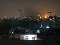 شلیک ۳۰ خمپاره به شهر کربلا/ امنیت کامل برقرار است +عکس