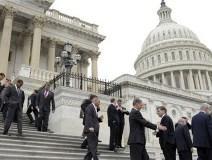 مجلس نمایندگان، اوباما را وتو کرد!/ تصویب بازنگری توافقهستهای