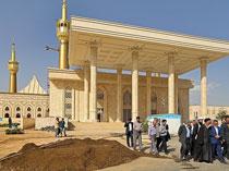 کاخی که به نام امام خمینی(ره) ساخته شده است! +تصاویر