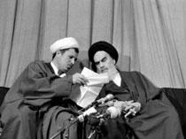 یک ویرگول، فرقخواست هاشمی با امام درباره رابطه با آمریکاست
