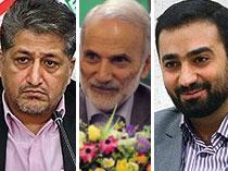 """""""بیژن رنجبر""""، """"ابراهیم کارخانه ای"""" و """"وحید یامین پور"""" به نفع لیست اصولگرایان انصراف دادند"""