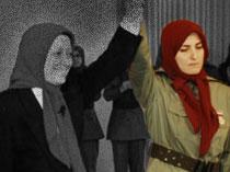 """نقدی بر عملیات روانی ناقص بازداشت یک منافق/ چه شد که پای """"فهیمه اروانی"""" به ایران نرسید؟!"""