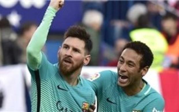 رکورد جدید مسی در بارسا