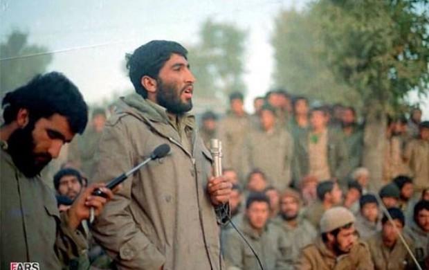 مکالمه بیسیم شهید کاظمی در فتح خرمشهر