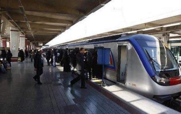 خدمات مترو در سالروز ارتحال امام خمینی (ره)
