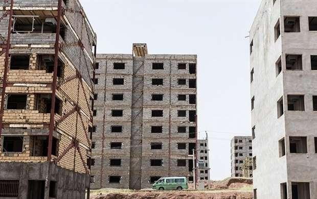 دولت برای اتمام «مسکن مهر» پول ندارد