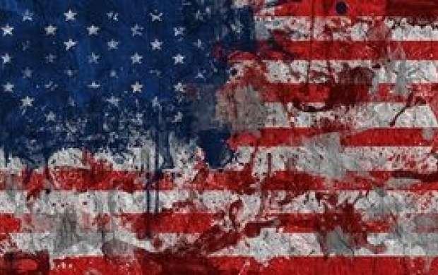 امپراطوری آمریکا در حال سقوط است