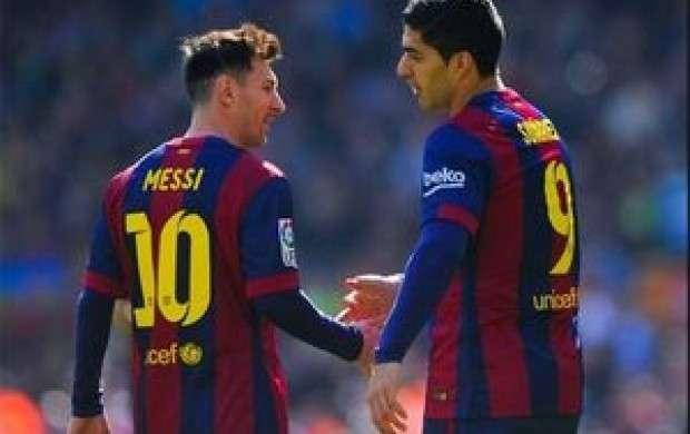بارسلونا با گلهای مسی، یوونتوس را شکست داد