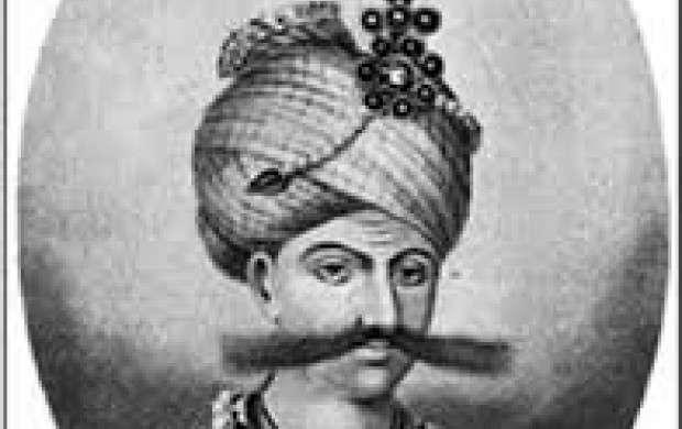 کلاهخود شاه ایران در موزه انگلیسی!+عکس