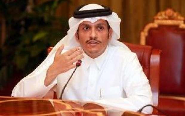 قطر: روابط ما با ایران، منحصر به فرد است