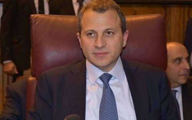 لبنان خواستار تحریم آمریکا شد
