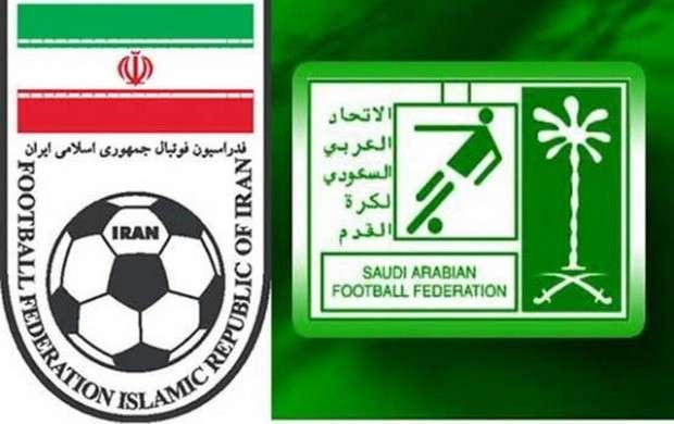 خشم سعودیها از نزدیک شدن قطر به فوتبال ایران