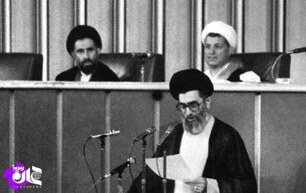 آیا آیتالله خامنهای رهبر موقت بودند؟! + چند نکته