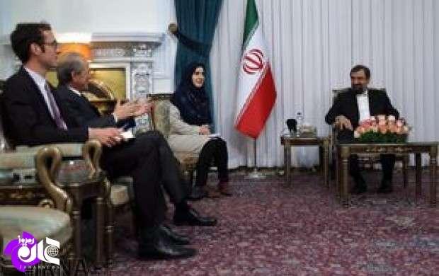 توصیه محسن رضایی به سفیر فرانسه