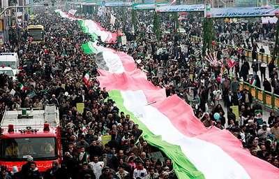 برای انقلاب می خواهیم فقط قدم بزنیم!