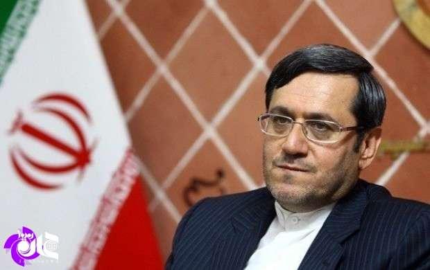 سخنان معاون جواد ظریف درباره حزب اللهی ها