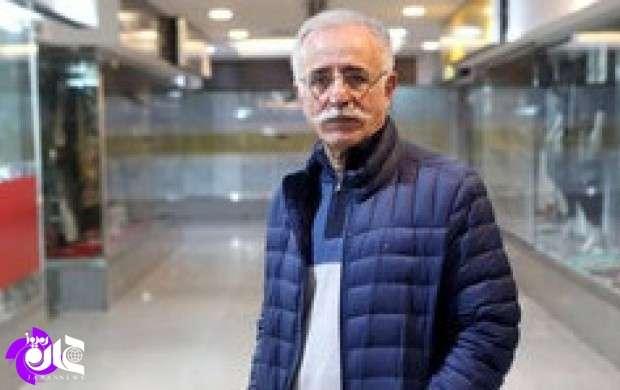 استاد گریم در انتظار تولید «سلمان فارسی»
