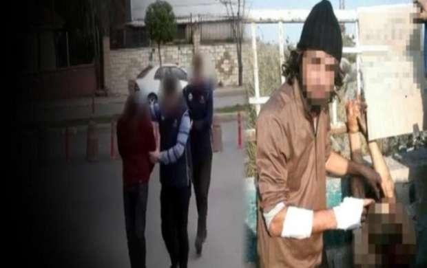 ۲ جلاد مشهور داعشی در ترکیه دستگیر شدند