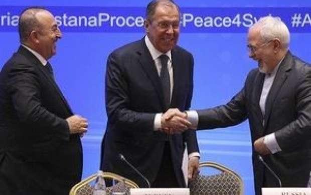 نگرانی ایران، روسیه و ترکیه از اوضاع سوریه