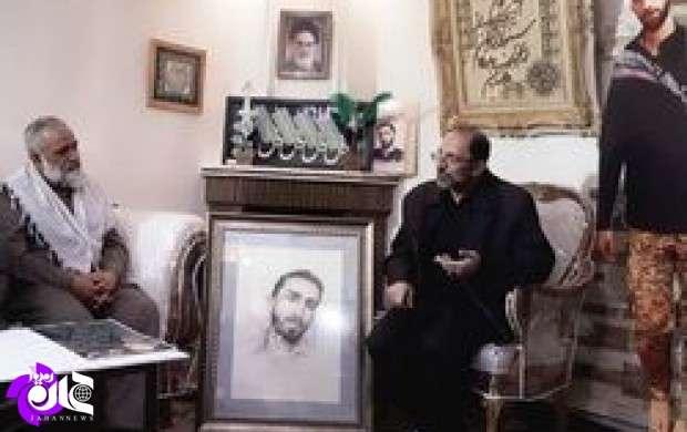 سردار نقدی: نورعلی تابنده آمر قتل است