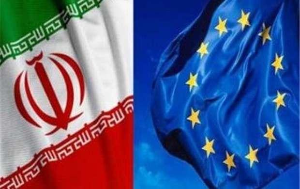 اروپا به توافق برای تحریم ایران نزدیکتر شد