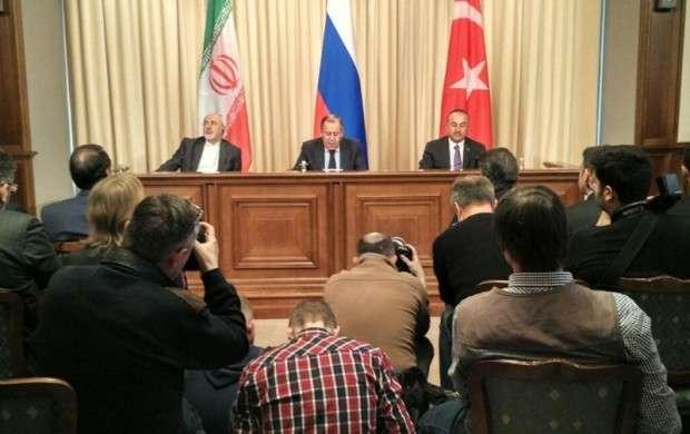 مسکو، تهران و آنکارا بشدت با تجزیه سوریه مخالفند