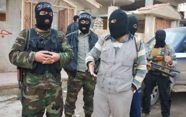 تشکیل یک گروه تروریستی باحمایت آمریکا درسوریه