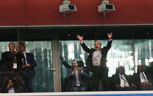 سلطانیفر: به صعود ایران به دور بعد خیلی امیدوارم