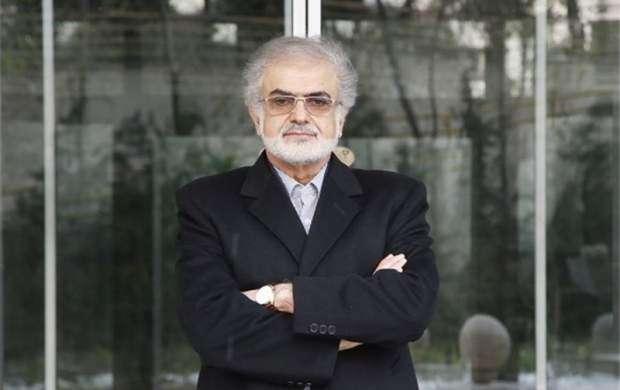انتقادعلی صوفی از نامهنگاری برای مذاکره باترامپ