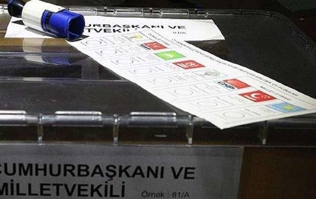نتیجه شمارش ۲۰ درصد صندوقهای رای ترکیه