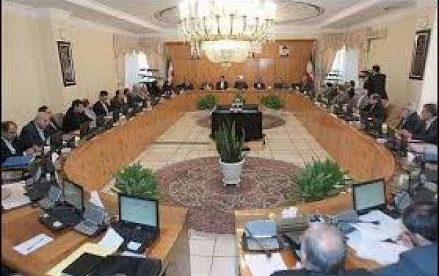 تعهدات اروپا در جلسه هیات دولت بررسی شد