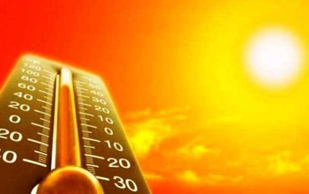 دمای هوا در ایلام از ۵۰ درجه عبور کرد