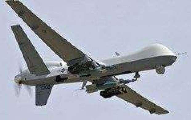 پهپاد جاسوسی آمریکا سقوط کرد
