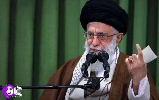 تمام آنچه رهبری درباره بیاعتمادی به آمریکا از ابتدای دولت روحانی گفتند/ آنچه در خشتخام میدید!