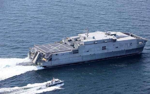 ورود یک کشتی نظامی دیگر آمریکا به دریای سیاه
