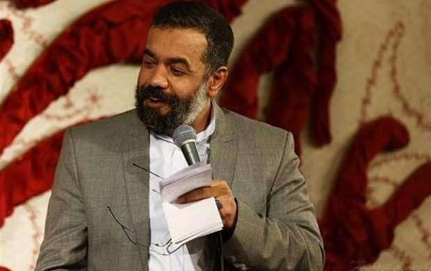 نه لوح و نه قلم بود/ حاج محمود کریمی