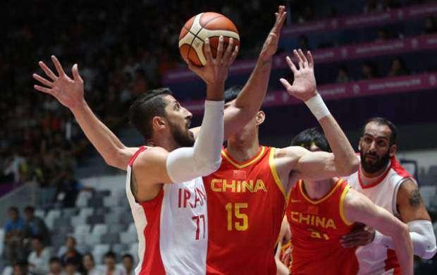 «قد» بسکتبالیستها به طلا نرسید