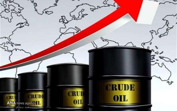 قیمت نفت به بالای ۷۸ دلار افزایش یافت