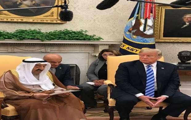 ترامپ باز هم ژست مذاکره با ایران گرفت