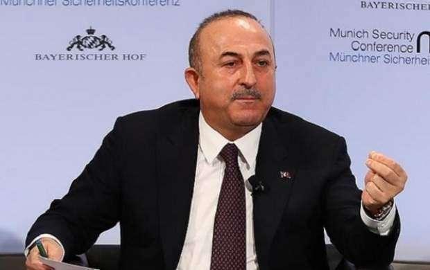 ترکیه: هدف ما متوقف کردن حمله به ادلب است