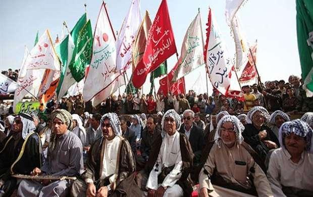 خط و نشان عشایر عرب خوزستان برای تروریست ها
