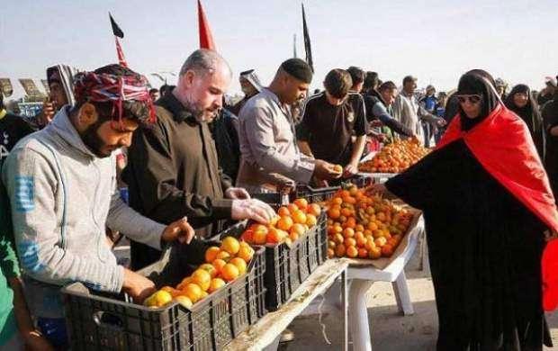 عراق آماده میزبانی از ۵ میلیون زائر اربعین