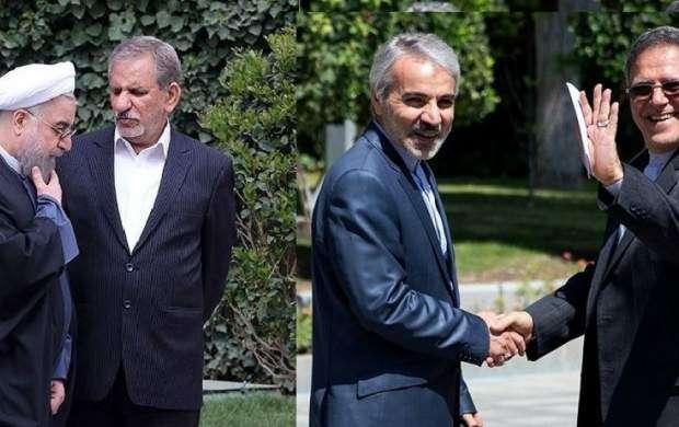 شرمساری دولتمردان جلوی دوربین بعد از ۶ ماه