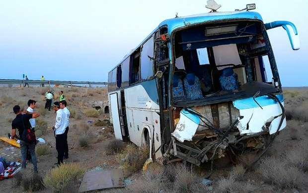 جزئیات تصادف اتوبوس زائران ایرانی در عراق