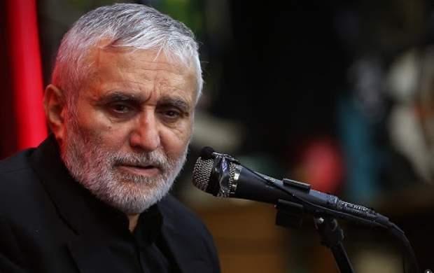 سلام من به مدینه/ روضه ماندگار حاج منصور
