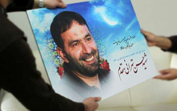 شهید طهرانی مقدم: بالاخره اسرائیل را نابود می کنیم