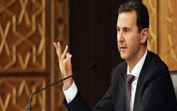 انگلیس: متاسفانه «بشار اسد» در قدرت میماند