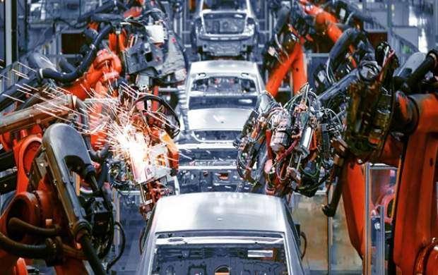 کاهش ۳۱ درصدی تولید خودروسازان داخلی